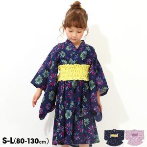 ベビードール BABYDOLL 子供服 浴衣 ワンピース 4109K キッズ 女の子|babydoll-y