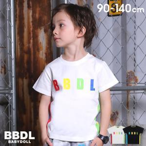 50%OFF SALE ベビードール BABYDOLL 子供服 BBDL Tシャツ カラーロゴ 4115K キッズ 男の子 女の子 babydoll-y