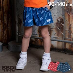 50%OFF SALE ベビードール BABYDOLL 子供服 BBDL キュロット 総柄 4139K キッズ 男の子 女の子 babydoll-y