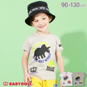 30%OFF SALE ベビードール BABYDOLL 子供服 Tシャツ 恐竜 ランダム 4186K キッズ 男の子 女の子|babydoll-y