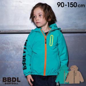 50%OFF SALE ベビードール BABYDOLL 子供服 BBDL アウター 袖ロゴ 4248K キッズ 男の子 女の子 babydoll-y
