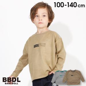 50%OFF SALE ベビードール BABYDOLL 子供服 BBDL トレーナー 切替ロゴ ヨーク 4271K キッズ 男の子 女の子|babydoll-y