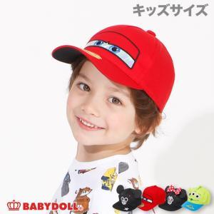 ベビードール BABYDOLL 子供服 ディズニー 帽子 キャップ ツイル 光る 4583 キッズ 男の子 女の子 DISNEY|babydoll-y
