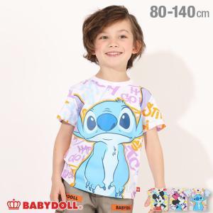 ベビードール BABYDOLL 子供服 ディズニー Tシャツ キャラ グラフティ 5031K キッズ 男の子 女の子 DISNEY|babydoll-y
