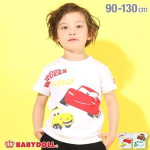 ベビードール BABYDOLL 子供服 ディズニー Tシャツ キャラプリント 5133K キッズ 男の子 女の子 DISNEY|babydoll-y