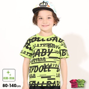 30%OFF SALE ベビードール BABYDOLL 子供服 Tシャツ スピード 5213K キッズ 男の子 女の子|babydoll-y