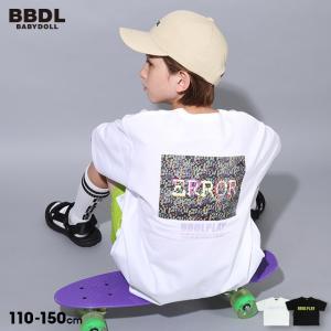 50%OFF SALE ベビードール BABYDOLL 子供服 BBDL Tシャツ バックプリント 5216K キッズ 男の子 女の子 babydoll-y
