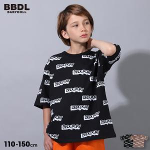 50%OFF SALE ベビードール BABYDOLL 子供服 BBDL Tシャツ 立体ロゴ 5227K キッズ 男の子 女の子 babydoll-y