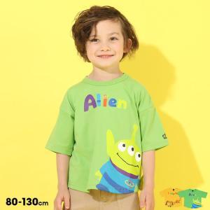 50%OFF ベビードール BABYDOLL 子供服 ディズニー Tシャツ ハンド はみ出し 5232K キッズ 男の子 女の子 DISNEY babydoll-y