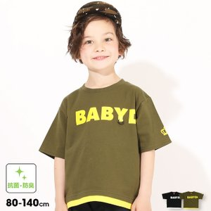 50%OFF SALE ベビードール BABYDOLL 子供服 Tシャツ Dカン使い 5236K キッズ 男の子 女の子 babydoll-y