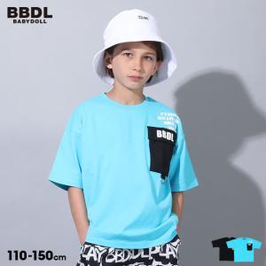 50%OFF ベビードール BABYDOLL 子供服 BBDL Tシャツ ポケット 5257K キッズ 男の子 女の子 babydoll-y