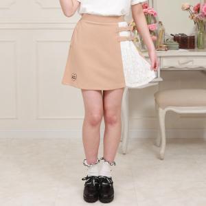 ベビードール BABYDOLL 子供服 PINKHUNT PH スカート レース切替 5303K (トップス別売) キッズ ジュニア 女の子|babydoll-y