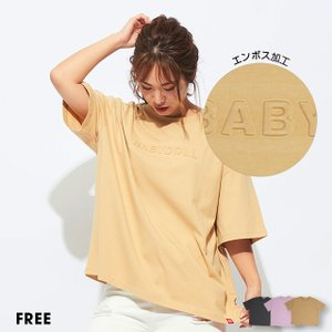 30%OFF SALE ベビードール BABYDOLL 子供服 Tシャツ シンプルロゴ 5328A 大人 レディース babydoll-y