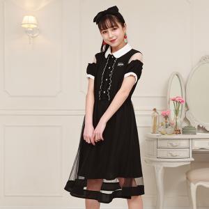 ベビードール BABYDOLL 子供服 PINKHUNT PH ワンピース チュールスカート付き ブラウス 5335 キッズ ジュニア 女の子|babydoll-y
