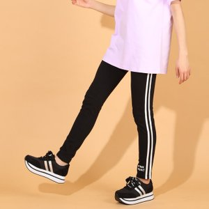 ベビードール BABYDOLL 子供服 PINKHUNT PH ロングパンツ ライン レギンス 5352K キッズ ジュニア 女の子|babydoll-y