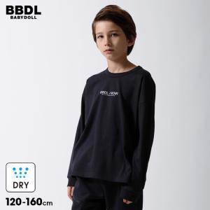 ベビードール BABYDOLL 子供服 BBDL ロンT NR-サイドスリット ドライ 5449K キッズ 男の子 女の子 babydoll-y