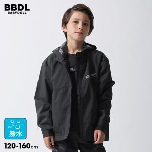 ベビードール BABYDOLL 子供服 BBDL ジップパーカー NR-ウィンドプルーフ 5572K キッズ 男の子 女の子 babydoll-y