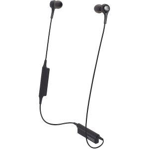 (アウトレット品) オーディオテクニカ イヤホン Bluetooth カナル型 マイク付き ヘッドホン ATH-CK200BTBK babygoods
