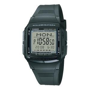 カシオ 腕時計 メンズ 防水 デジタル データバンク DB-36-1AJF babygoods