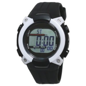 クレファー 腕時計 メンズ 電波 ソーラー デジタル 5気圧 防水 FDM7862-WT babygoods