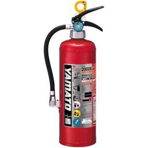 ヤマトプロテック 消火器 家庭用 住宅用 6型 アルミ製 蓄圧式 粉末 ABC消火器 FM2000X babygoods
