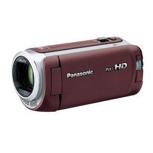 パナソニック ビデオカメラ HD 64GB 高倍率90倍ズーム HC-WZ590M-T|babygoods