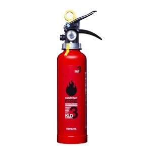 送料無料 消火器 蓄圧式 ABC粉末 3型 KLD-3 babygoods
