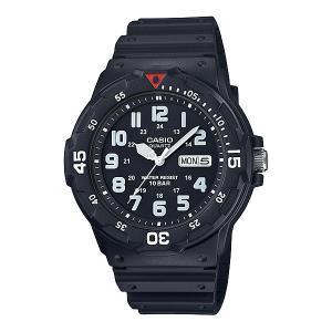 カシオ 腕時計 メンズ 防水 アナログ ビジネス スタンダード MRW-200HJ-1BJF babygoods