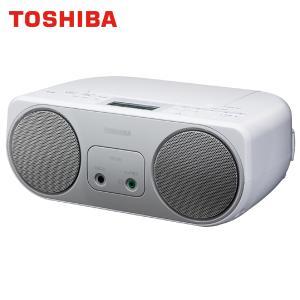 東芝 CDラジオ プレイヤー ワイドFM対応 TY-C150S|babygoods