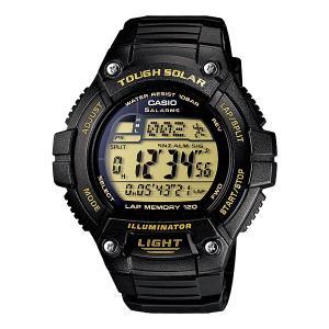 カシオ 腕時計 メンズ ソーラー 防水 デジタル スポーツギア W-S220-9AJF babygoods