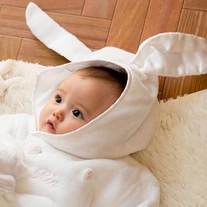 出産祝い 名入れ 3歳くらいまで長ーく使える、お名前入りバスローブのセット(BOX付き) 名前入り ベビーバスローブ お誕生日 誕生日 ベビー用品 赤ちゃん|babygoose