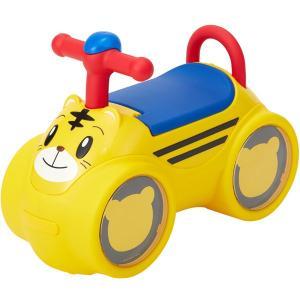 GO!GO!しまじろうカー 室内乗用玩具 押し車 足けり乗用|babyish