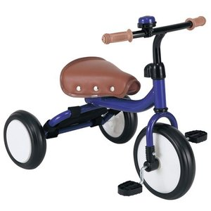 トライク ブルー 三輪車 子供用 シンプル おしゃれ