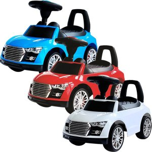 乗用玩具 足けり乗用 RIDE ON CAR 押し車 スポーツカー ライドオンカー|babyish