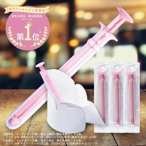 シリンジ法キット meeta ミータ 3回分 妊活 シリンジ セット|babylife-labo