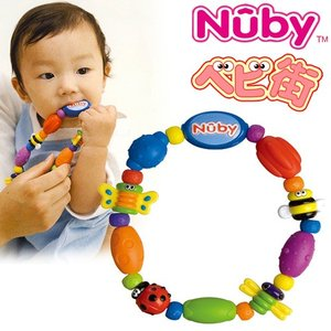 在庫あり ヌービー バグループ/Nuby 歯がため 歯ぐきマッサージ DAD WAY ダッドウェイ|babymachi
