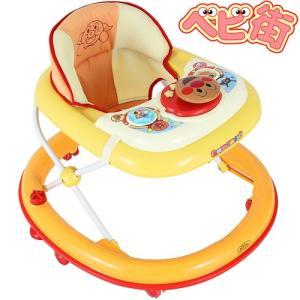 アンパンマン 歩行器 それいけ!アンパンマンウォーカー/エムアンドエム M&M mimi ジョイパレット ベビーウォーカー 歩行補助 赤ちゃん 乗り物|babymachi