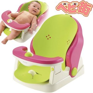 快適なおふろタイムのための機能が満載! 赤ちゃんのお風呂デビューをしっかりサポートします。 ●ひんや...