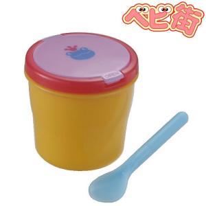ベビー食器 在庫あり リッチェル おでかけランチくん 赤ちゃんのお弁当箱 離乳食容器 お出かけグッズ|babymachi