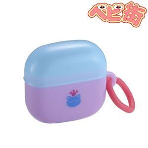 ベビー食器 在庫あり リッチェル おでかけランチくん 赤ちゃんせんべいケース 丸タイプ ベビー食器 お出かけグッズ|babymachi