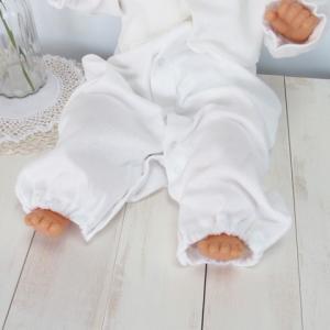 新生児の退院時・お宮参り用 ベビードレス セレモニードレス 男の子におすすめ タキシードタイプ2点セット|babynetshop|04
