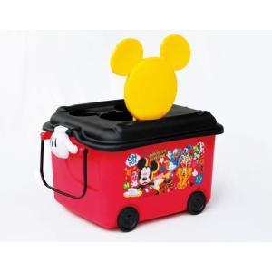ミッキーマウス のおもちゃ箱 babypoco