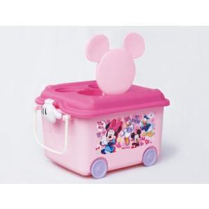 ミニーマウス  のおもちゃ箱 babypoco
