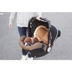 新生児用カーシートウェルドン4WAYベビーシート ブラウン(同梱物ある場合には別途送料かかります)(SN)|babyshop