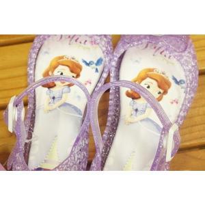 コマリヨー キラキラ光るガラスの靴風シューズ ソフィア7332-01|babyshop|02