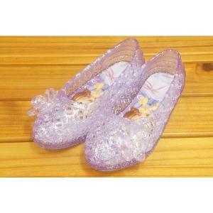 コマリヨー ガラスの靴風シューズ ソフィア7349