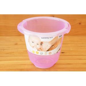 ドイツ生まれのベビーバス タミータブ(TummyTub)ピンク(同梱物ある場合には別途送料かかります)|babyshop