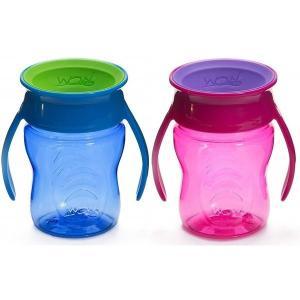 12ヶ月頃〜はじめてのwow cup babyワオカップベビー(トライタン)207ml|babyshop