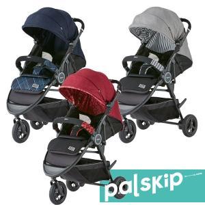 ピジョン A型ベビーカー 3輪ベビーカー palskip(パルスキップ) 3輪エアタイヤベビーカー|babytown