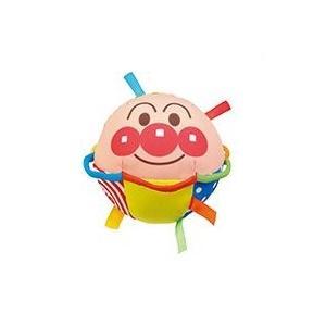 6ヶ月〜 ★ベビラボ★ つかんでころりん♪ アンパンマンおもちゃ